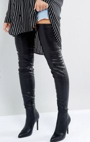 Steve Madden Kristen Over The Knee Boots